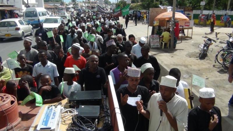 راهپیمایی رحلت پیامبر ص کیگوگو – تانزانیا