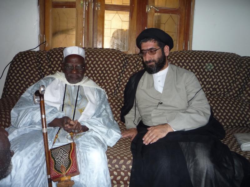 شیخ طریقه قادریه انجاسان – سنگال (۲)