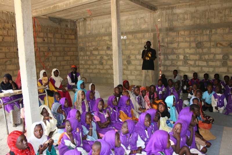 مدرسه اتباع اهل البیت ع تیست – سنگال