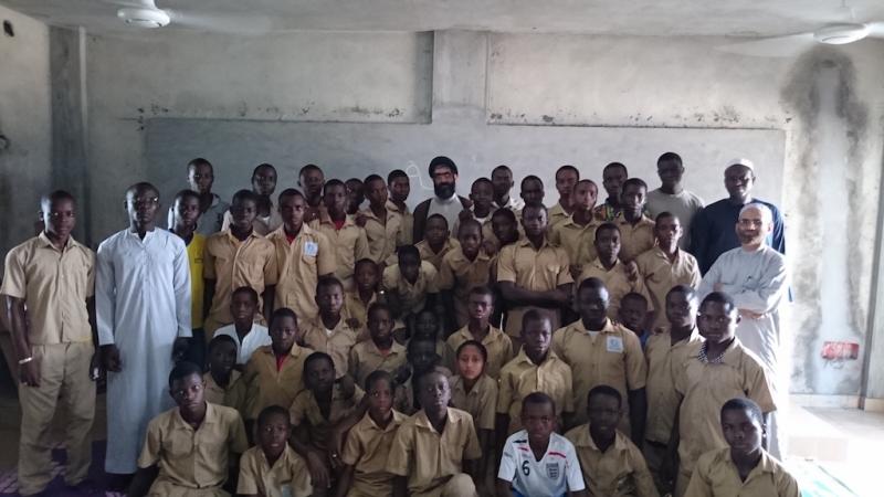 مدرسه تیز هوشان عترت الطاهره ابیجان – ساحل عاج