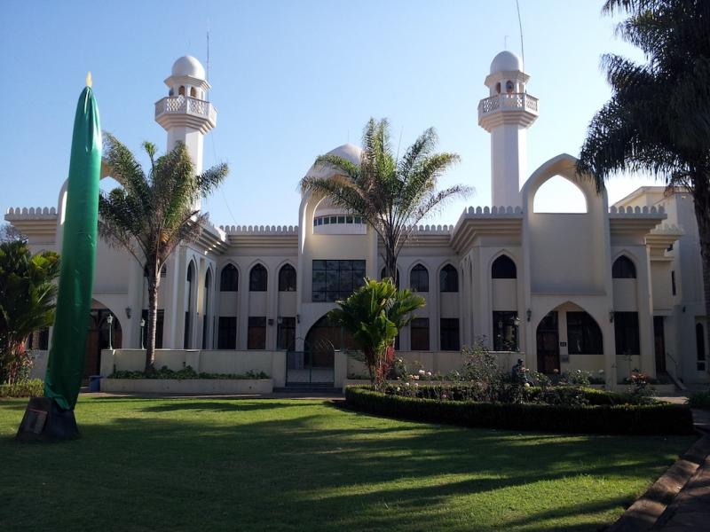 مسجد شیعیان نایروبی – کنیا