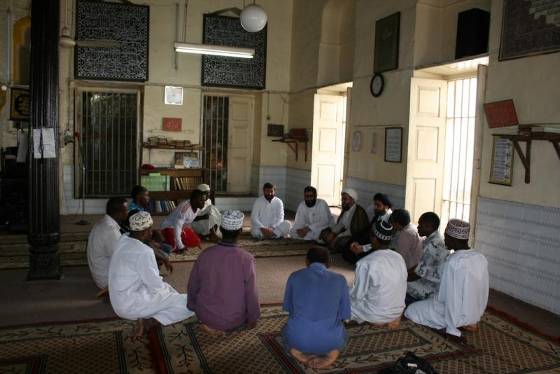 نشست آیت الله مروی با مبلغین شیعه زنگبار – تانزانیا