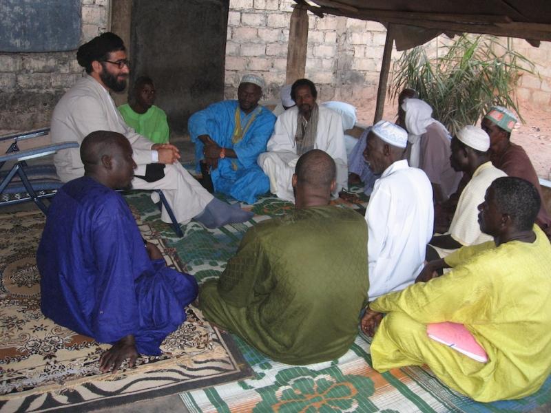 اتباع اهل البیت ع شهر بیسایٔو – گینه بیسایٔو