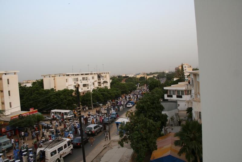 حمل افطاری داکار سنگال