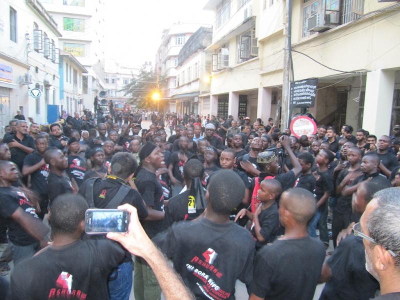 راهپیمایی اربعین حسینی زنگبار – تانزانیا