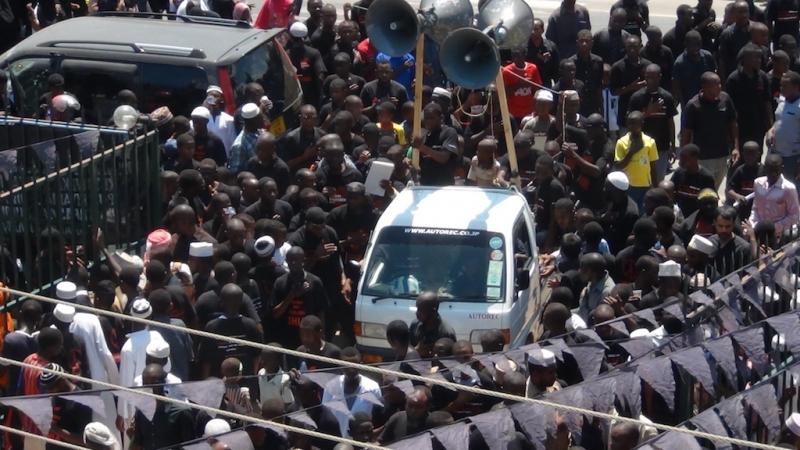 راهپیمایی تاسوعای حسینی کیگوگو – تانزانیا
