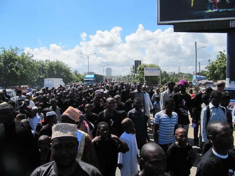راهپیمایی عاشورا کیگوگو – تانزانیا (۲)