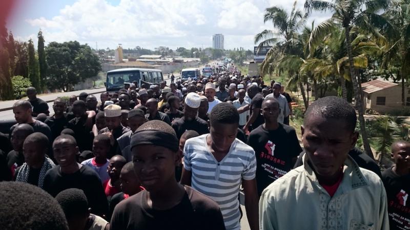 راهپیمایی عاشورا کیگوگو – تانزانیا
