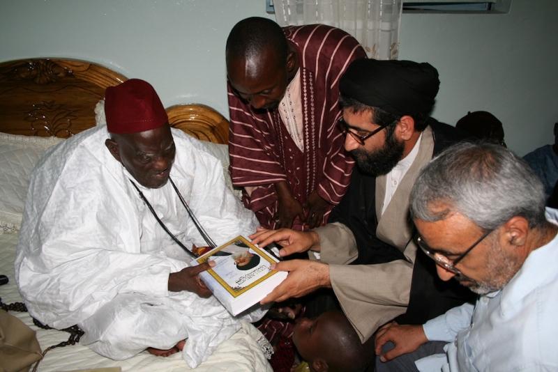 شیخ طریقه قادریه انجاسان – سنگال