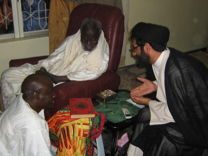 شیخ طریقه مریدیه طوبی – سنگال (۲)