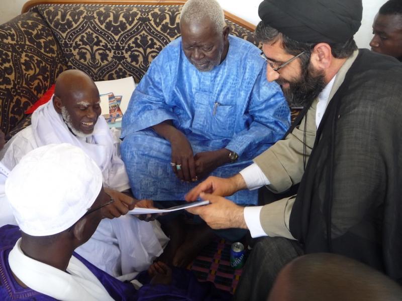 شیخ طریقه مریدیه طوبی – سنگال