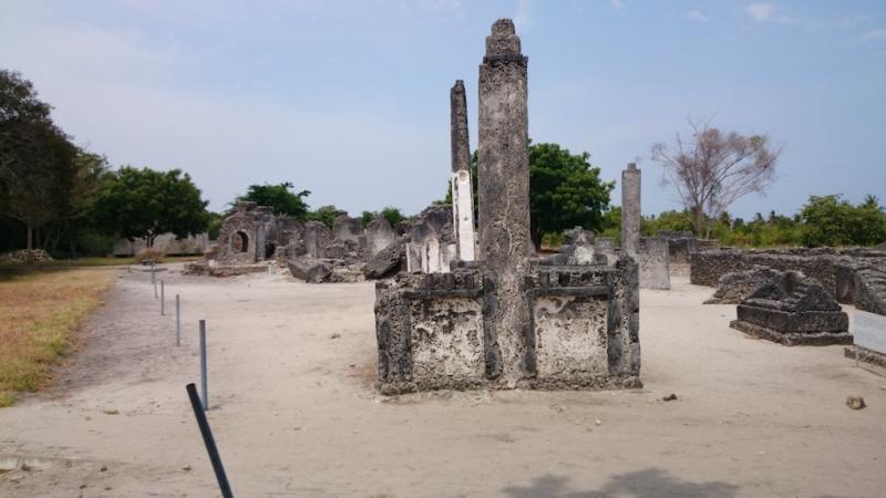قبرستان سادات شیرازی باگامایو – تانزانیا
