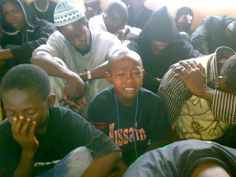 مجلس سوگواری امام حسین علیه السلام تانزانیا