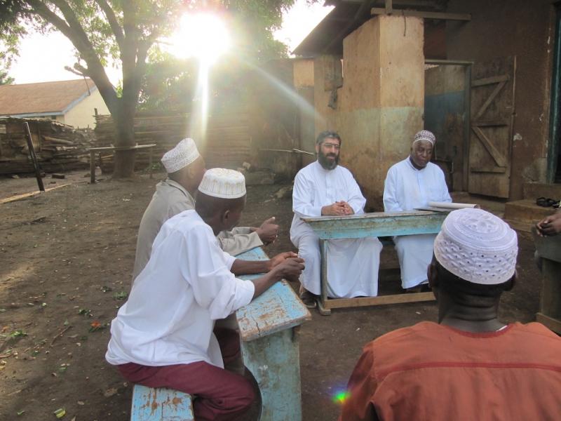 مدرسه دینی موشی – تانزانیا