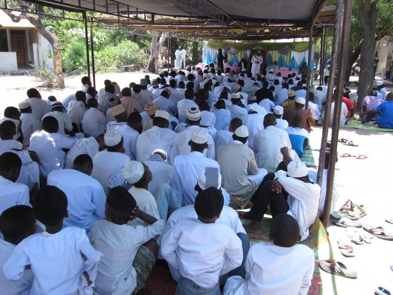 مراسم عید غدیر دارالسلام – تانزانیا