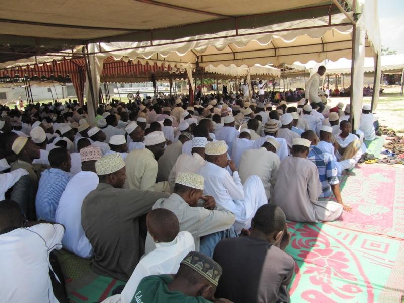 مراسم عید غدیر کیگوگو -تانزانیا