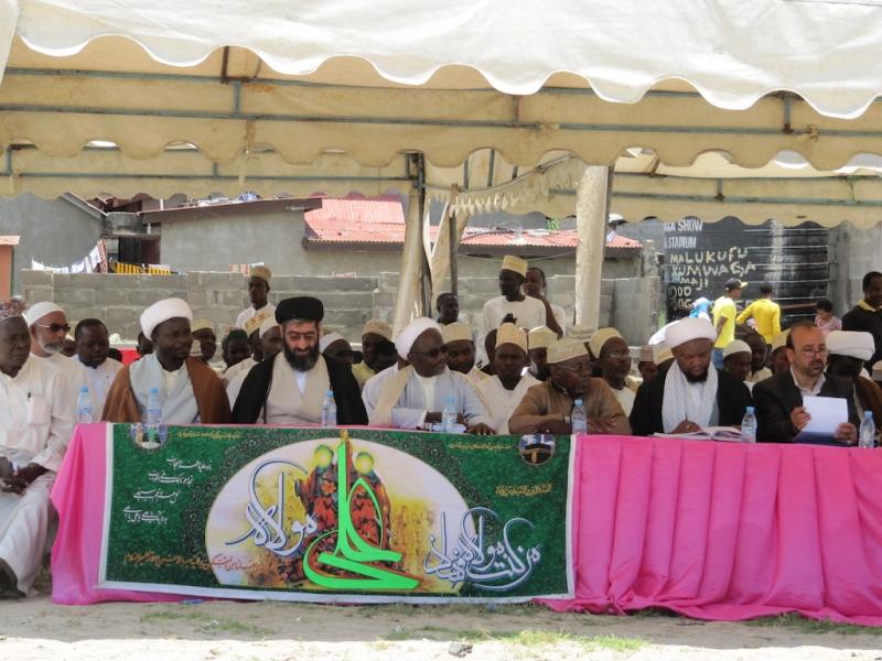 مراسم عید غدیر کیگوگو – تانزانیا