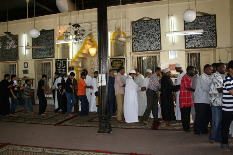 مسجد شیعیان زنگبار – تانزانیا