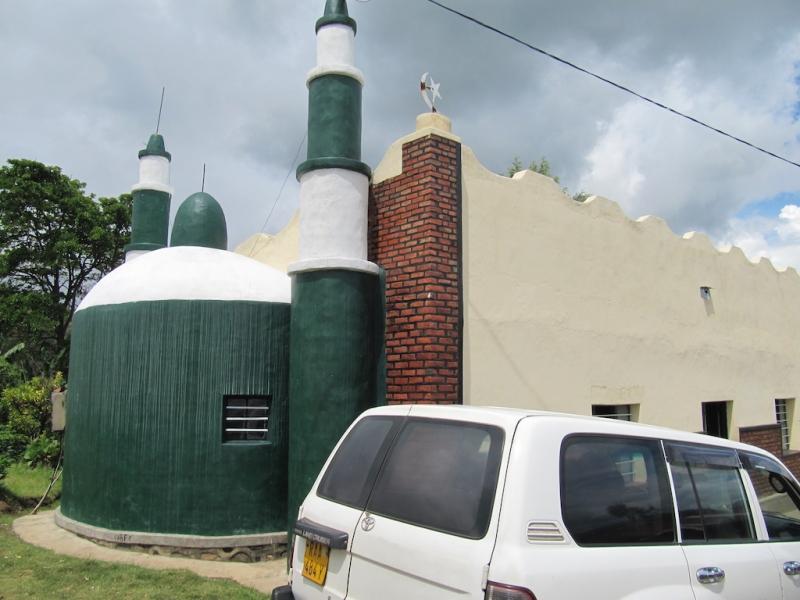 مسجد شیعیان کیگالی – رواندا