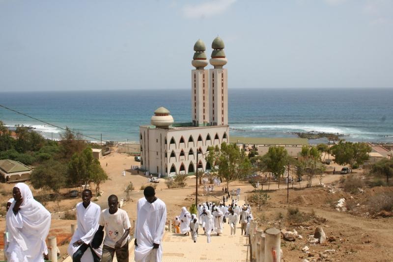 مسجد طریقه لایٔینیه داکار – سنگال