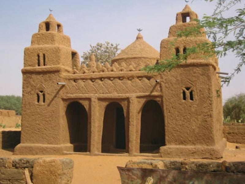 مسجد قدیمی نیجر
