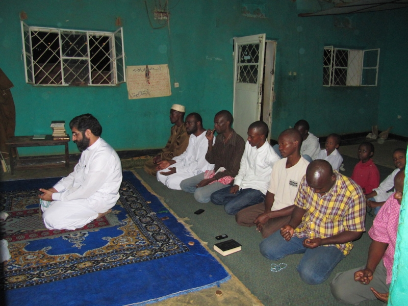 نماز جماعت کیگالی – رواندا